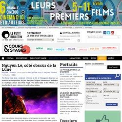 Musique et soirées Grenoble : The Dark Side Nine, vendredi 5 février à 20h à l'Hexagone (Meylan) - Nguyên Lê, côté obscur de la Lune - article publié par Stéphane Duchêne