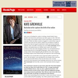 Kate Grenville - Interview