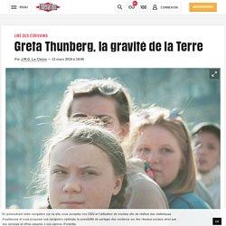 Greta Thunberg, lagravité de la Terre
