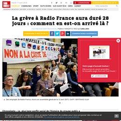 Grève sans fin à Radio France : comment en est-on arrivé là ?