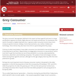 Grey Consumer