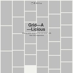 Grid—A—Licious™: Just another WordPress weblog