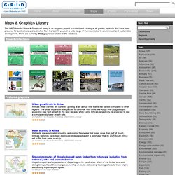 Maps and graphics for South Asia, page 1 - Maps and Graphics at UNEP/GRID-Arendal
