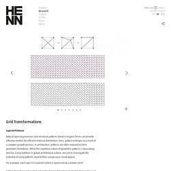 Grid Transformations