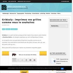 Gridzzly : imprimez vos grilles comme vous le souhaitez