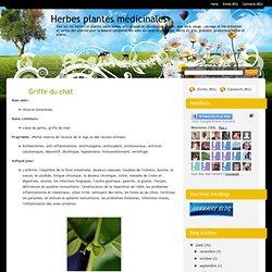 Herbes plantes médicinales