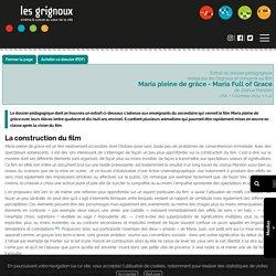 Les Grignoux - Dossiers pédagogiques - Maria pleine de grâce