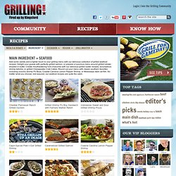 Recipes | Grilling.com