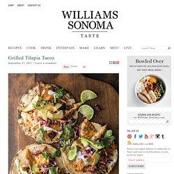 Grilled Tilapia Tacos Recipe