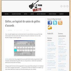 Grilles un logiciel de création de transcriptions