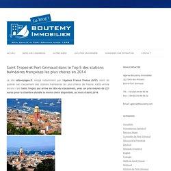 Saint Tropez et Port Grimaud, stations balnéaires prisées