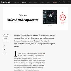 Grimes: Miss Anthropocene Album Review