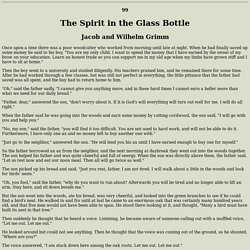 Grimm 099: The Spirit in the Glass Bottle