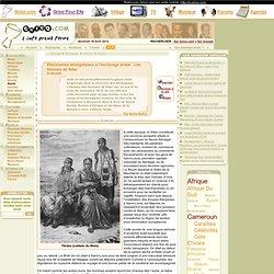 1819 Sénégal, les femmes de Nder