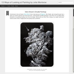 13 Ways of Looking at Painting by Julia Morrisroe