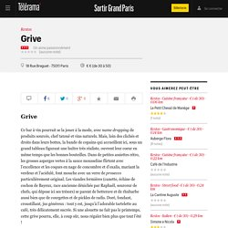 Grive 75011