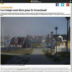 Les temps sont durs pour le Groenland