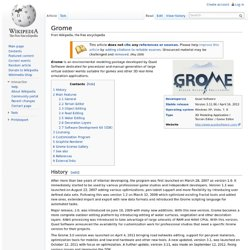 Grome