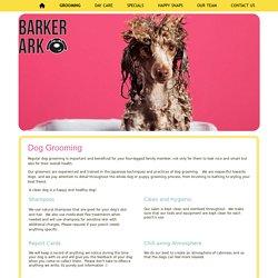 Sydney Dog Grooming - Barkerark