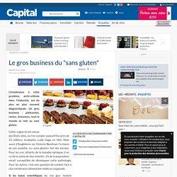 """Le gros business du """"sans gluten"""""""