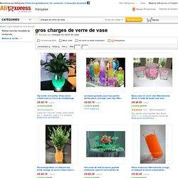 Vente en groscharges de verre de vase- Achetez des lots de charges de verre de vase de Chine charges de verre de vase vendeurs en gros sur Aliexpress.com