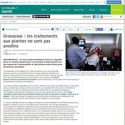 Grossesse : les traitements aux plantes ne sont pas anodins