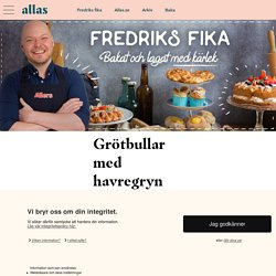 Fredriks fika