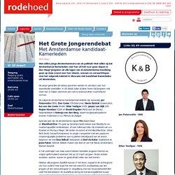 Het Grote Jongerendebat - Debat & programma - De Rode Hoed