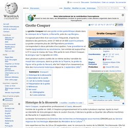 Grotte Cosquer