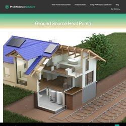 Ground Source Heat Pump (GSHP) – Pro efficiency Solutions