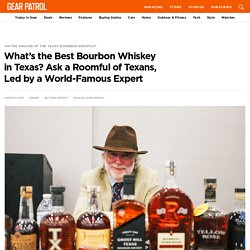 On the Ground at the First-Ever Texas Bourbon Shootout