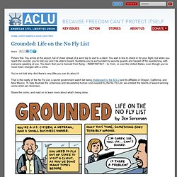 Grounded: Life on the No Fly List