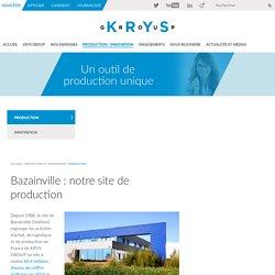 KRYS GROUP : une production française Krys Group