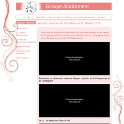 Groupe Allaitement Chambéry