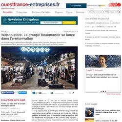 Web-to-store. Le groupe Beaumanoir se lance dans l'e-réservation