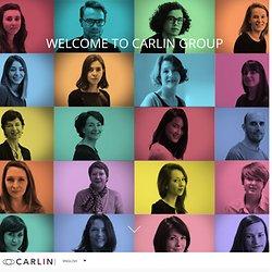 Groupe Carlin International - Bureau de style & Agence de communication - Anticipation créative