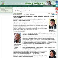 FDSEA 51 29/03/12 Circuits courts : l'Ain inspire la Marne