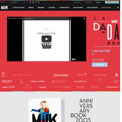 Groupe : Livres et magazinesMilK - Le magazine de mode enfant