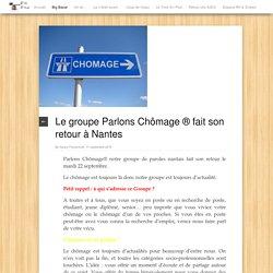 Le groupe Parlons Chômage ® fait son retour à Nantes