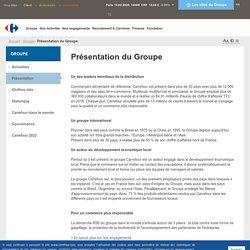 Groupe > Présentation