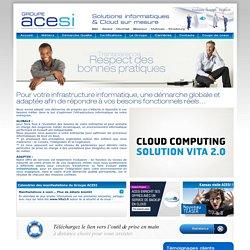 Groupe ACESI - système d'information