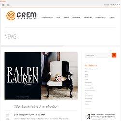 Ralph Lauren et la diversification