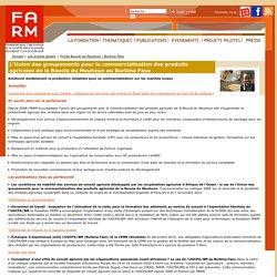 UGCPA Dédougou Burkina Faso