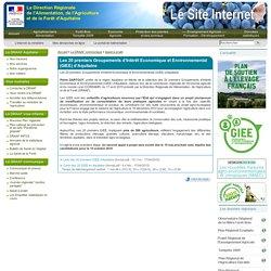 Les 20 premiers Groupements d'Intérêt Economique et Environnemental (GIEE) d'Aquitaine