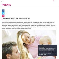 Les groupes de soutien à la parentalité - PARENTS.fr