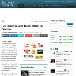 How France Became The #2 Market For Groupon