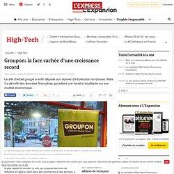 Groupon: la face cachée d'une croissance record