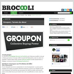 Brocooli : voir la vie en vert