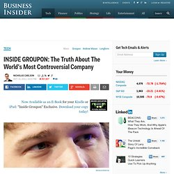 How Groupon Was Founded