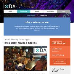 Local Groups – Interaction Design Association – IxDA